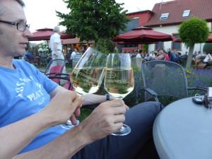 Weinprobe Mugler