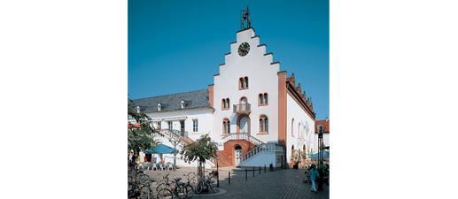 Altes Kaufhaus in Landau