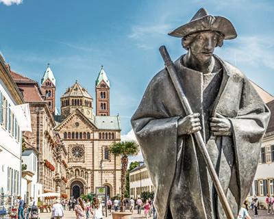 Auf den Spuren der Geschichte in Speyer