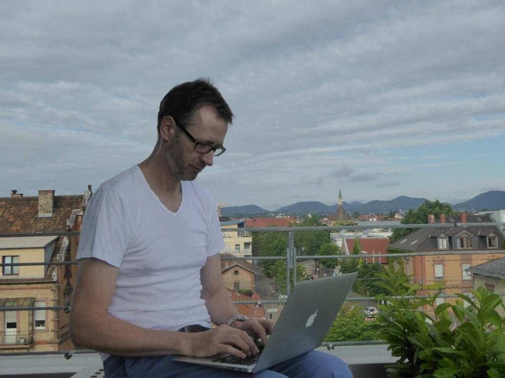 Bloggen über Landau