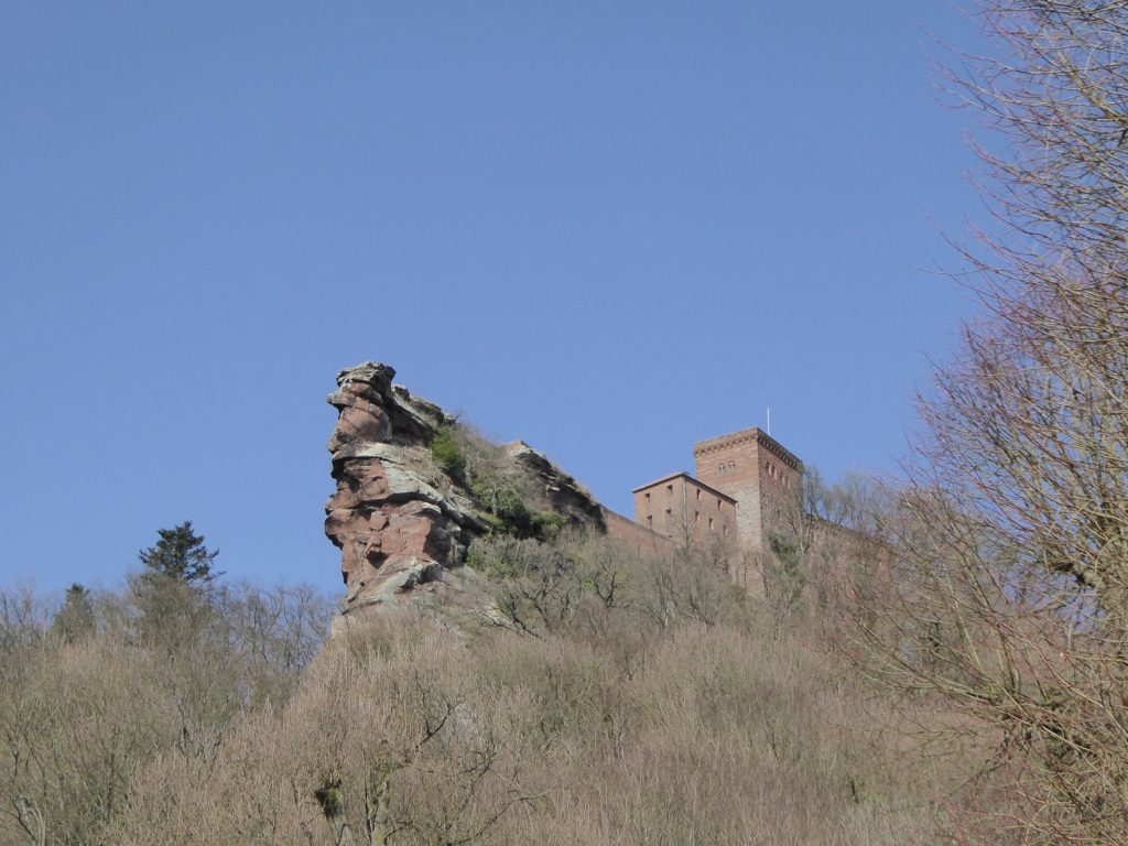 Hotel Landau Burg Trifels 1