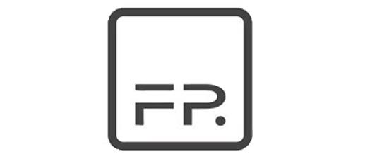 Logo FP interactive, 517x225px