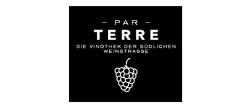 Logo Vinothek Par Terre, 517x225px
