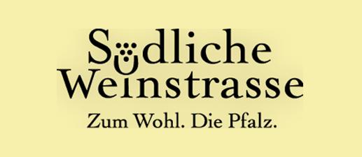 Logo Suüdliche Weinstrasse, 517x225px