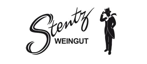 Logo Weingut Stentz, 517x225px