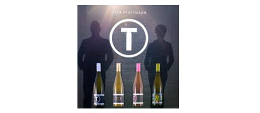 Logo Weingut Tina Pfaffmann, 517x225px