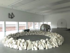 Raumskulpturen in der Kunsthalle Mannheim